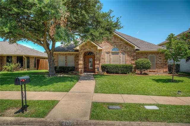 402 Kylie Lane, Wylie, TX 75098 (MLS #14136851) :: RE/MAX Town & Country