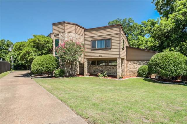 503 Boggs Circle, Rockwall, TX 75087 (MLS #14136855) :: Lynn Wilson with Keller Williams DFW/Southlake