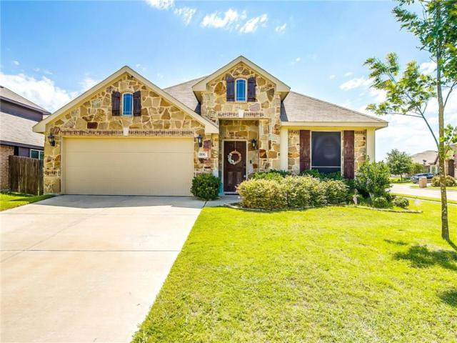 806 Graham Drive, Burleson, TX 76028 (MLS #14136874) :: RE/MAX Town & Country