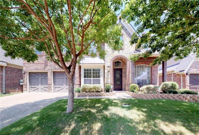 723 Lathrop Street, Lantana, TX 76226 (MLS #14136875) :: The Real Estate Station