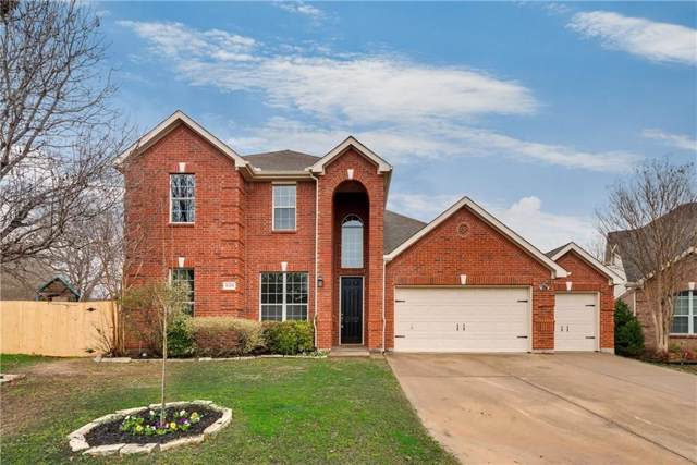 5129 Comstock Circle, Fort Worth, TX 76244 (MLS #14136899) :: Vibrant Real Estate