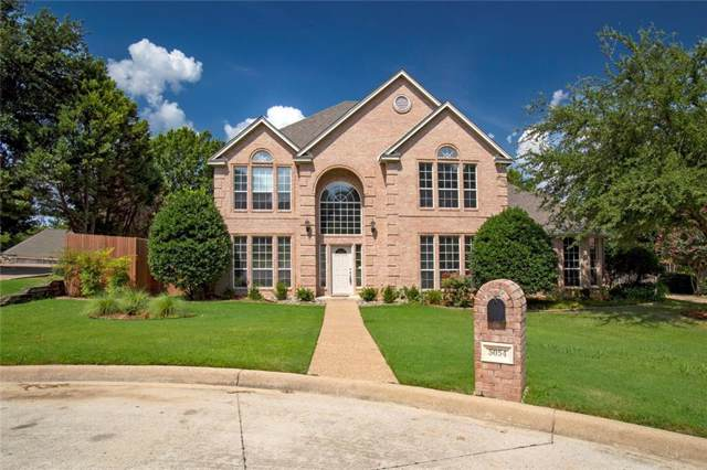 5054 Highland Meadow Drive, Fort Worth, TX 76132 (MLS #14136914) :: Potts Realty Group