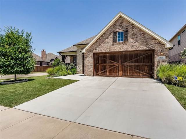 8301 Whistling Duck Drive, Fort Worth, TX 76118 (MLS #14136916) :: RE/MAX Town & Country