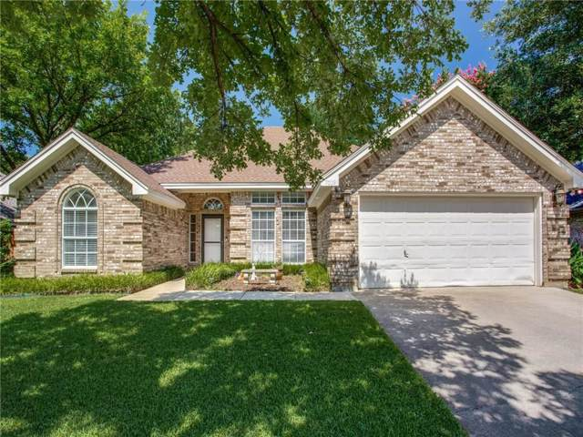 7009 Timberlane Drive, North Richland Hills, TX 76182 (MLS #14136928) :: RE/MAX Town & Country
