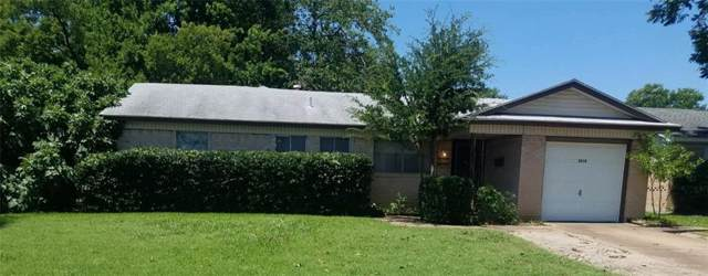 2618 Crestbrook Lane, Grand Prairie, TX 75052 (MLS #14136929) :: Lynn Wilson with Keller Williams DFW/Southlake