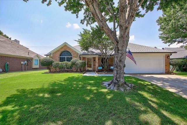 594 Monterey Drive, Keller, TX 76248 (MLS #14136930) :: Lynn Wilson with Keller Williams DFW/Southlake