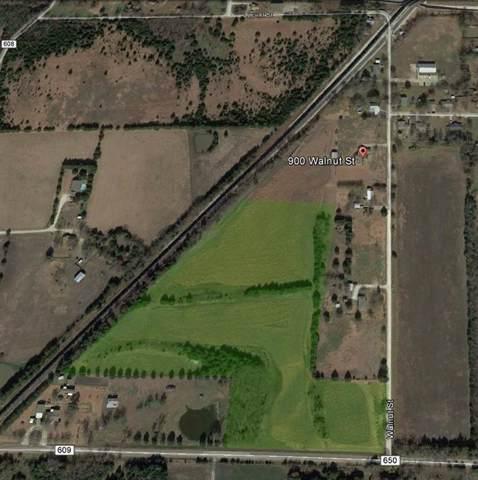 17 Ac County Road 609, Farmersville, TX 75442 (MLS #14136940) :: Lynn Wilson with Keller Williams DFW/Southlake