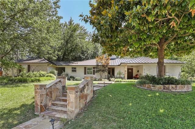 6910 Baxtershire Drive, Dallas, TX 75230 (MLS #14136979) :: Lynn Wilson with Keller Williams DFW/Southlake