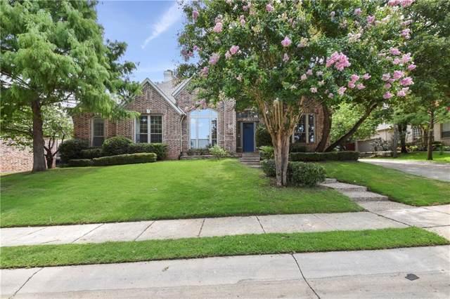 3348 Castlewood Boulevard, Highland Village, TX 75077 (MLS #14136988) :: Baldree Home Team