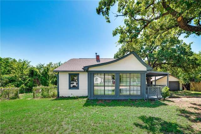 2508 Cravens Road, Fort Worth, TX 76112 (MLS #14136991) :: Lynn Wilson with Keller Williams DFW/Southlake