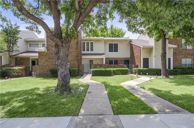 814 Creekside Drive, Lewisville, TX 75067 (MLS #14137001) :: Vibrant Real Estate