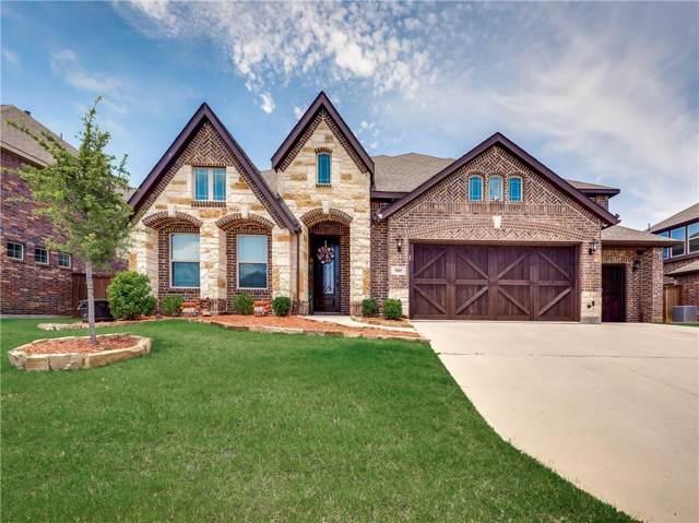 909 Birchwood Drive, Wylie, TX 75098 (MLS #14137013) :: Lynn Wilson with Keller Williams DFW/Southlake