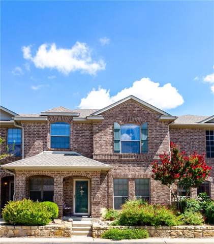 575 S Virginia Hills Drive #505, Mckinney, TX 75072 (MLS #14137016) :: Real Estate By Design