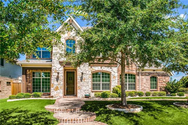 6812 Shady View Court, Sachse, TX 75048 (MLS #14137018) :: Baldree Home Team