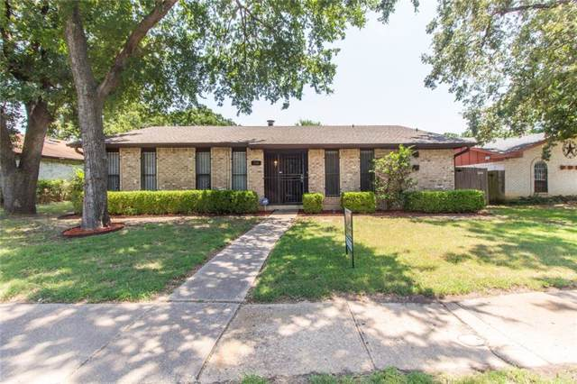 730 N Pleasant Woods Drive, Dallas, TX 75217 (MLS #14137050) :: Lynn Wilson with Keller Williams DFW/Southlake