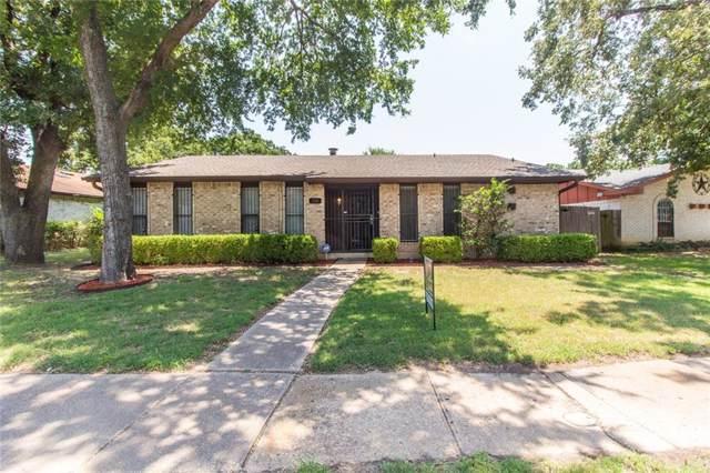 730 N Pleasant Woods Drive, Dallas, TX 75217 (MLS #14137050) :: The Rhodes Team