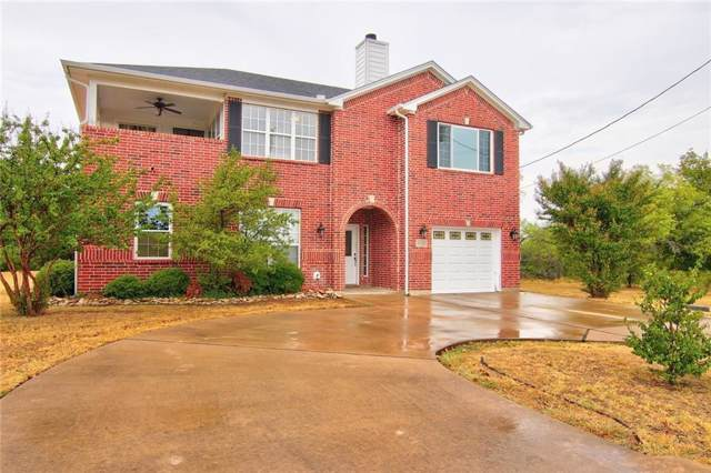 37052 Woodacre Court, Whitney, TX 76692 (MLS #14137065) :: Kimberly Davis & Associates