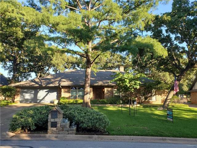 5206 Hidden Oaks Court, Arlington, TX 76017 (MLS #14137084) :: RE/MAX Town & Country