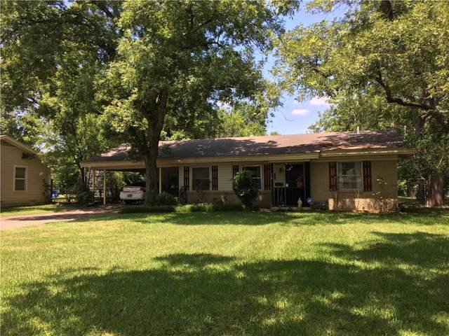 114 Oak Drive, Terrell, TX 75160 (MLS #14137092) :: RE/MAX Town & Country