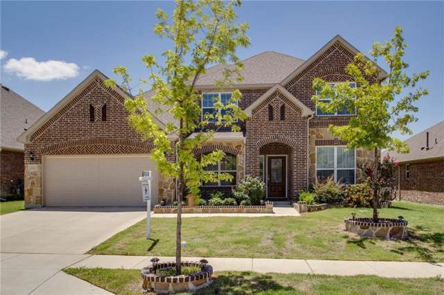 1912 Chiford Lane, Fort Worth, TX 76131 (MLS #14137101) :: The Tierny Jordan Network