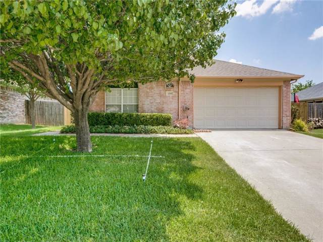 1210 Gray Dawn Drive, Midlothian, TX 76065 (MLS #14137103) :: RE/MAX Town & Country