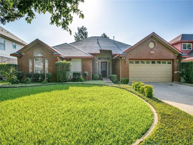 2057 Willowood Drive, Grapevine, TX 76051 (MLS #14137109) :: The Tierny Jordan Network