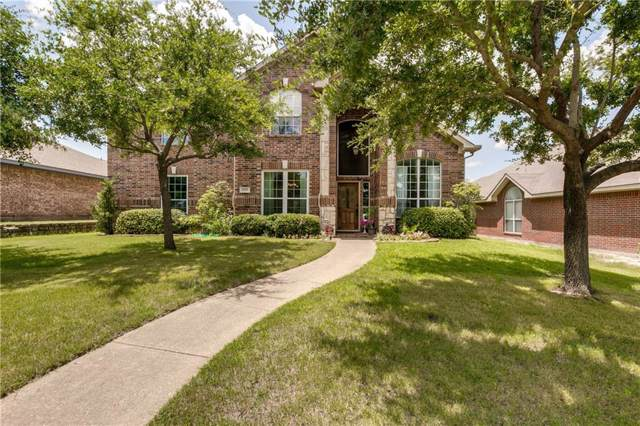 959 Dogwood Lane, Rockwall, TX 75087 (MLS #14137122) :: RE/MAX Town & Country