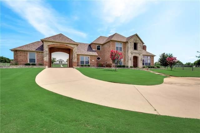 2705 Rolling Meadows Drive, Rockwall, TX 75087 (MLS #14137126) :: Kimberly Davis & Associates