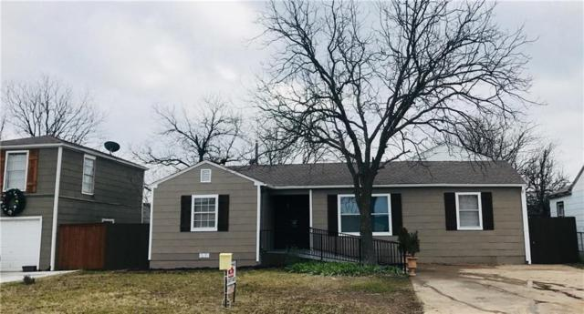1718 Glenfield Avenue, Dallas, TX 75224 (MLS #14137127) :: RE/MAX Town & Country