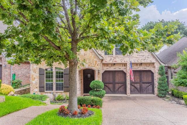 21 Jamie Court, Trophy Club, TX 76262 (MLS #14137133) :: Lynn Wilson with Keller Williams DFW/Southlake