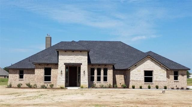 129 Katy Ranch Rd, Weatherford, TX 76085 (MLS #14137137) :: RE/MAX Town & Country