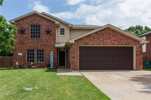 214 Rio Grande Drive, Crandall, TX 75114 (MLS #14137145) :: RE/MAX Town & Country