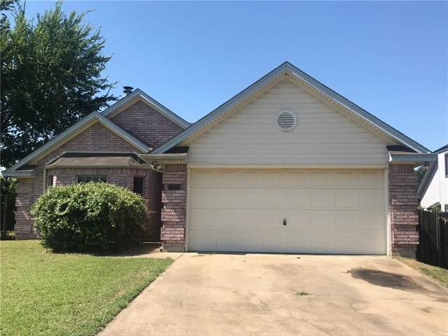 201 Hillside Drive, Kennedale, TX 76060 (MLS #14137156) :: The Rhodes Team