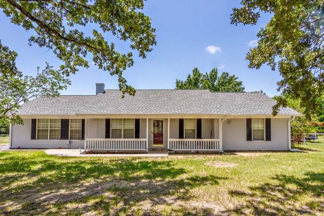 1074 Fm 90, Mabank, TX 75147 (MLS #14137158) :: RE/MAX Town & Country