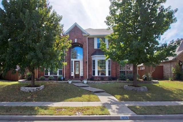 1606 Harvest Glen Drive, Allen, TX 75002 (MLS #14137165) :: The Heyl Group at Keller Williams