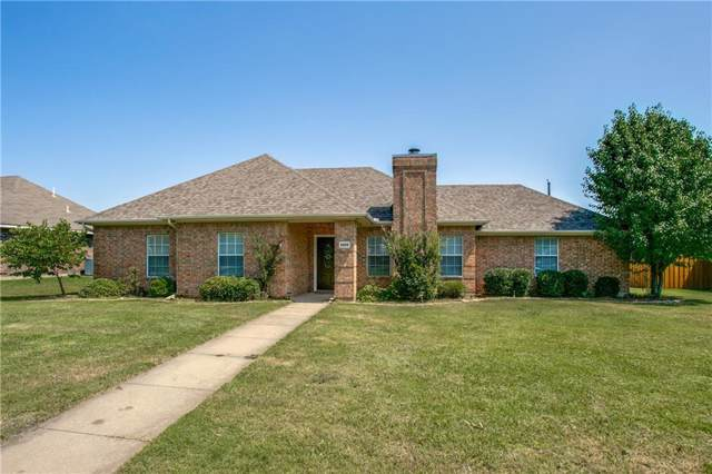 4409 Hunters Ridge Drive, Sachse, TX 75048 (MLS #14137166) :: Team Hodnett