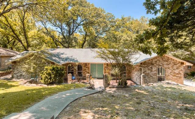 1311 Jungle Drive, Duncanville, TX 75116 (MLS #14137171) :: RE/MAX Town & Country