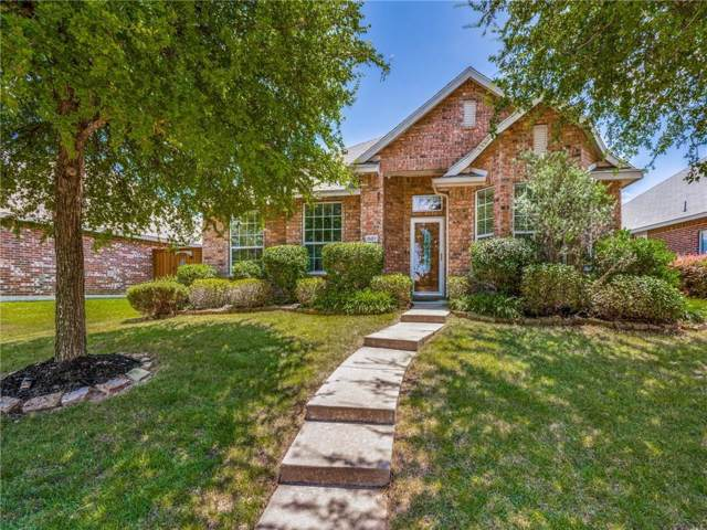 1507 Heather Brook Drive, Allen, TX 75002 (MLS #14137172) :: RE/MAX Town & Country