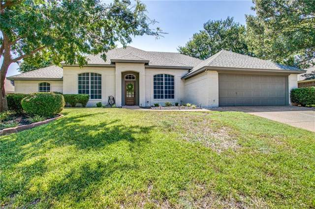 1115 Saint Andrews Drive, Mansfield, TX 76063 (MLS #14137180) :: The Tierny Jordan Network