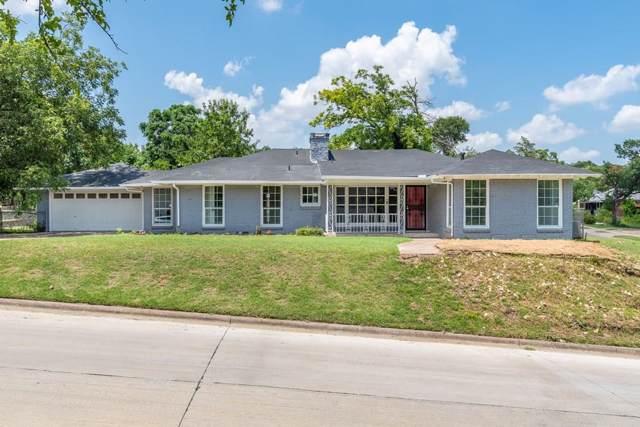 1343 Fernwood Avenue, Dallas, TX 75216 (MLS #14137199) :: Lynn Wilson with Keller Williams DFW/Southlake
