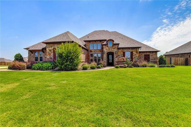 1201 Bluff Springs Drive, Fort Worth, TX 76052 (MLS #14137203) :: RE/MAX Town & Country