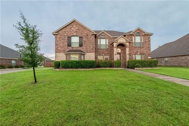 1617 Diamond Back Lane, Fort Worth, TX 76052 (MLS #14137206) :: Real Estate By Design