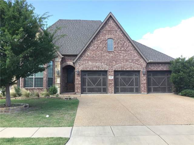 1116 Grayhawk Drive, Forney, TX 75126 (MLS #14137209) :: The Real Estate Station