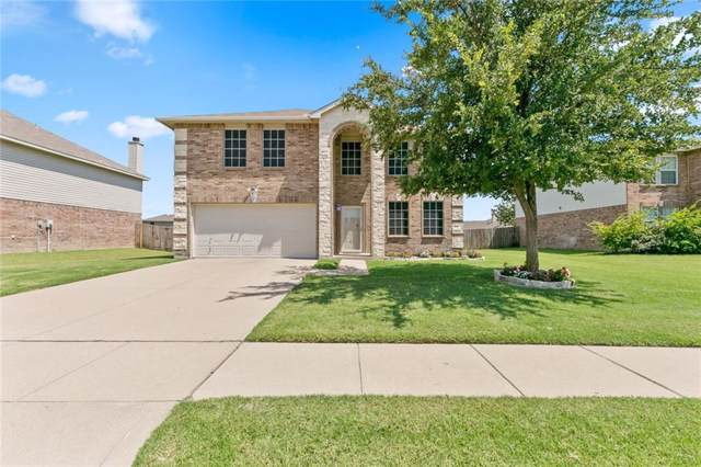 1417 Krista Drive, Burleson, TX 76028 (MLS #14137229) :: RE/MAX Town & Country