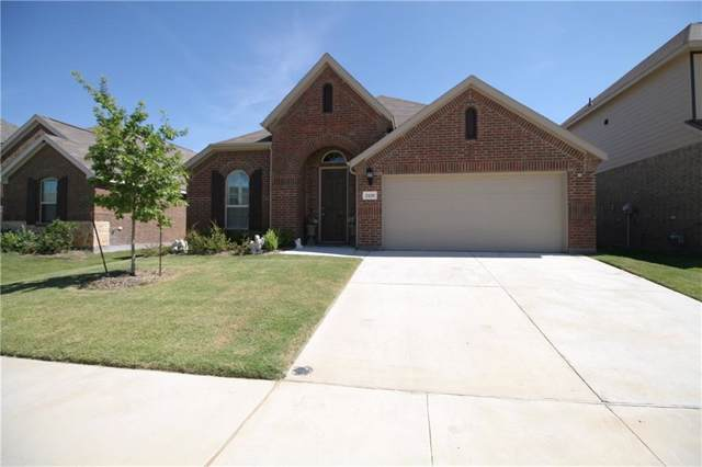 2420 Flowing Springs Drive, Fort Worth, TX 76177 (MLS #14137242) :: RE/MAX Town & Country