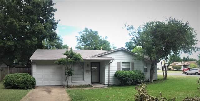 902 Wren, Duncanville, TX 75116 (MLS #14137254) :: Roberts Real Estate Group
