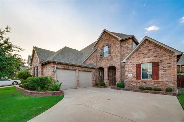 4121 Bolen Street, Fort Worth, TX 76244 (MLS #14137274) :: RE/MAX Town & Country