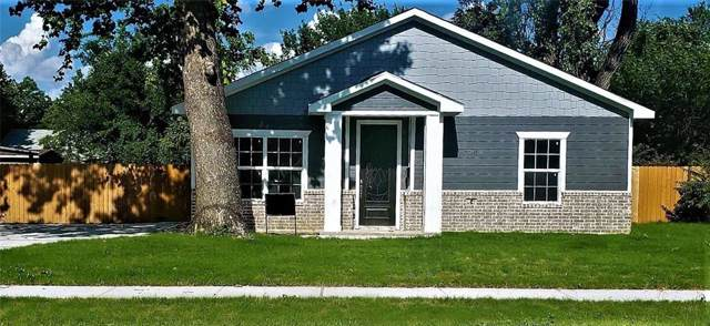 1208 Shadow Lane, Fort Worth, TX 76117 (MLS #14137280) :: Lynn Wilson with Keller Williams DFW/Southlake