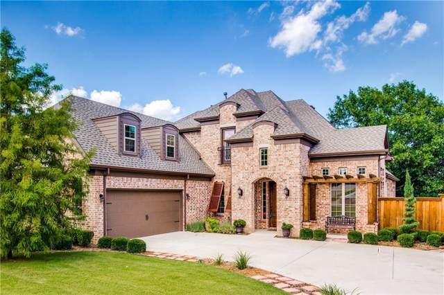 1433 Hidden Oaks Circle, Corinth, TX 76210 (MLS #14137282) :: All Cities Realty