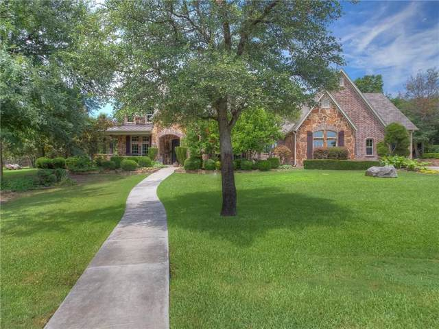 1504 Oaklawn Court, Aledo, TX 76008 (MLS #14137286) :: Potts Realty Group